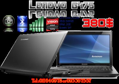 LENOVO G475